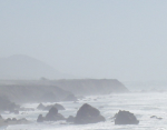 ocean,mist,rocks1