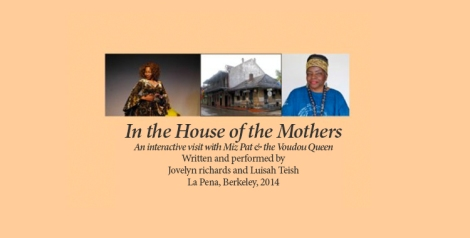 In the House of the Mothers, with Jovelyn Richards & Luisah Teish