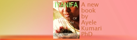 book cover, new book by Ayele Kumari PhD