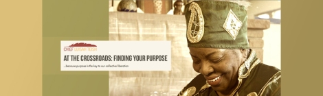 Chief Teish new class:At the Crossroads, Finding your purpose