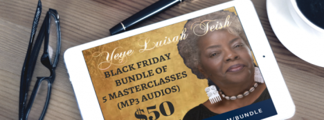 Yeye's Master Classes Bundle-Black Friday Special HALF PRICE